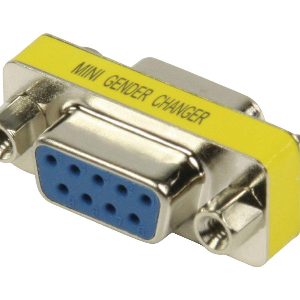 Koppelstuk 9-Pin Serieel > 9-Pin Serieel