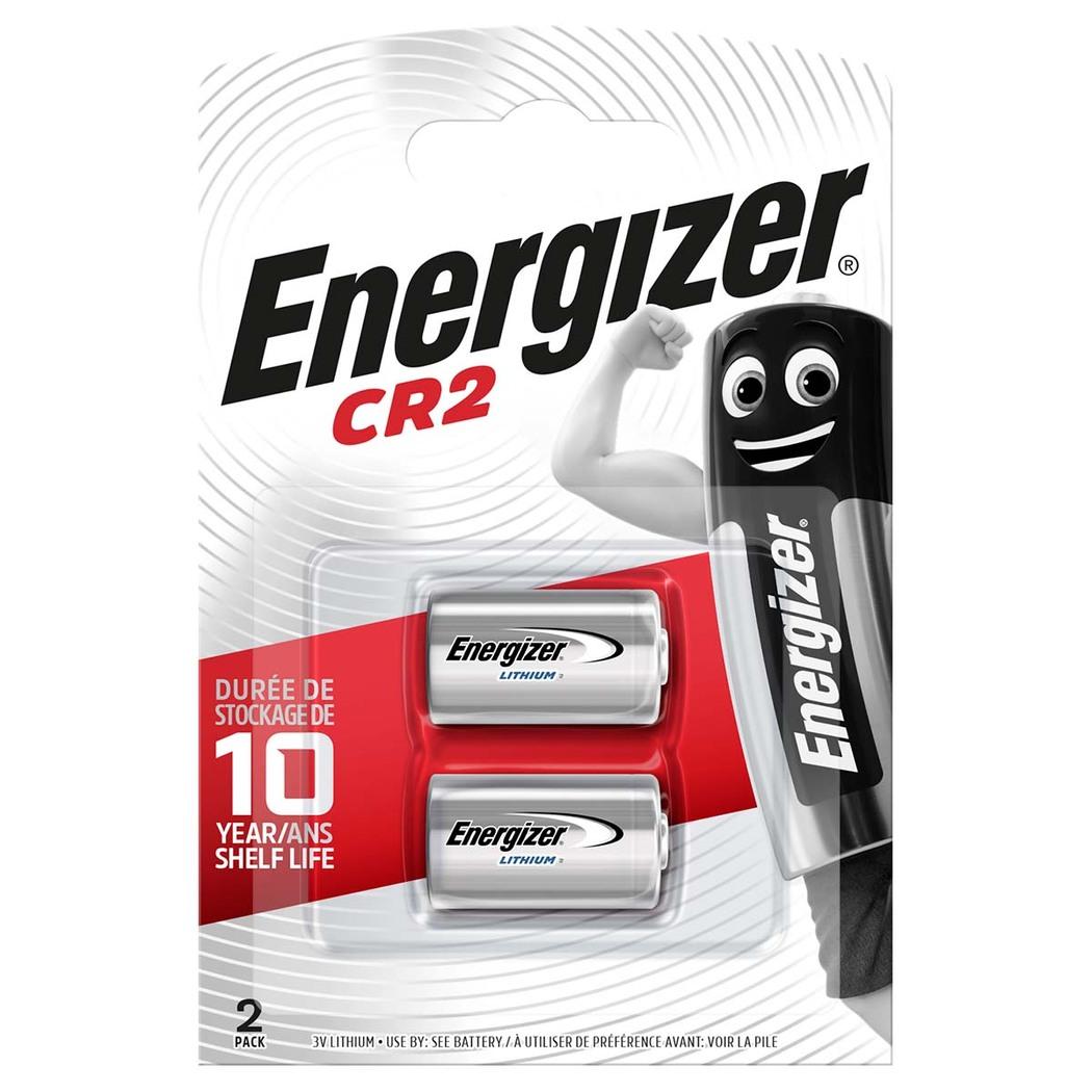 Energizer Batterij Energizer Foto CR2-BS 2 (169331)