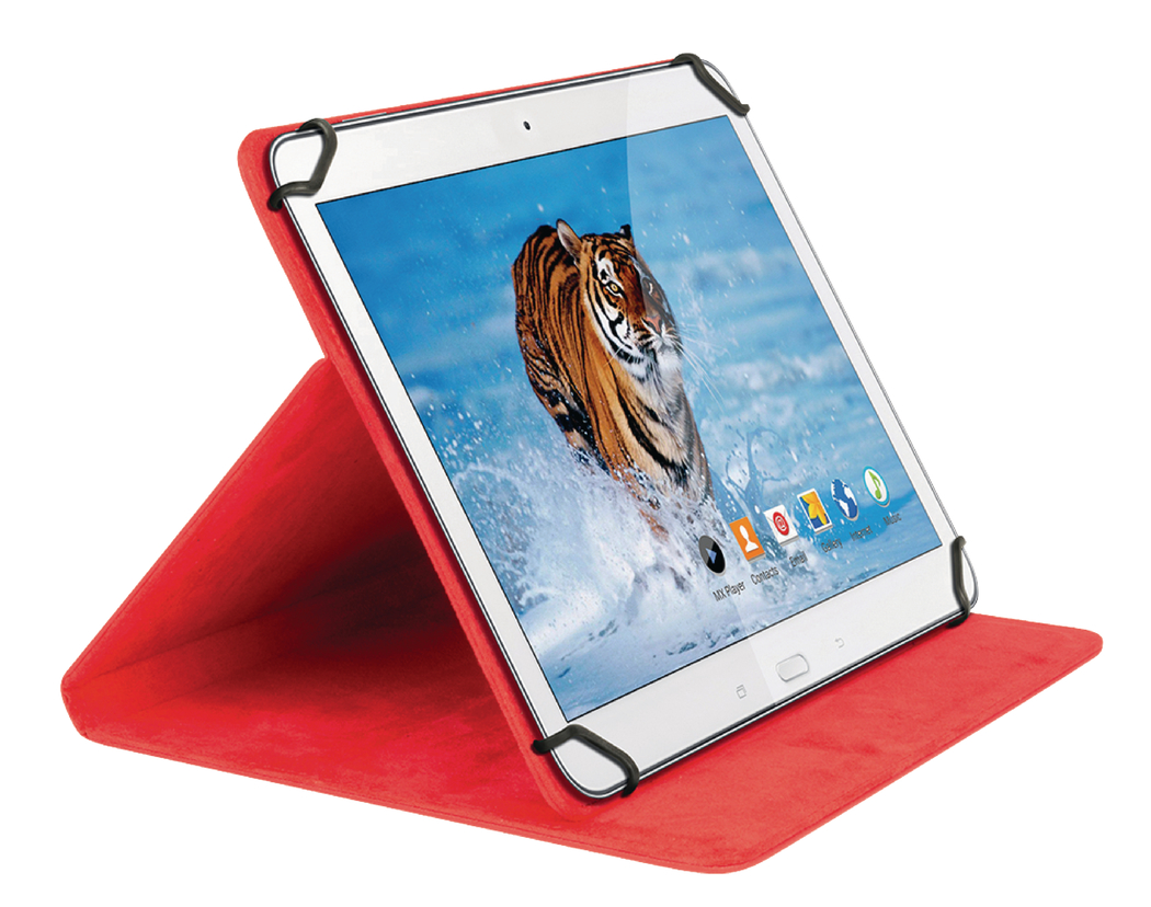 Tablet Folio Case 9.7 Red