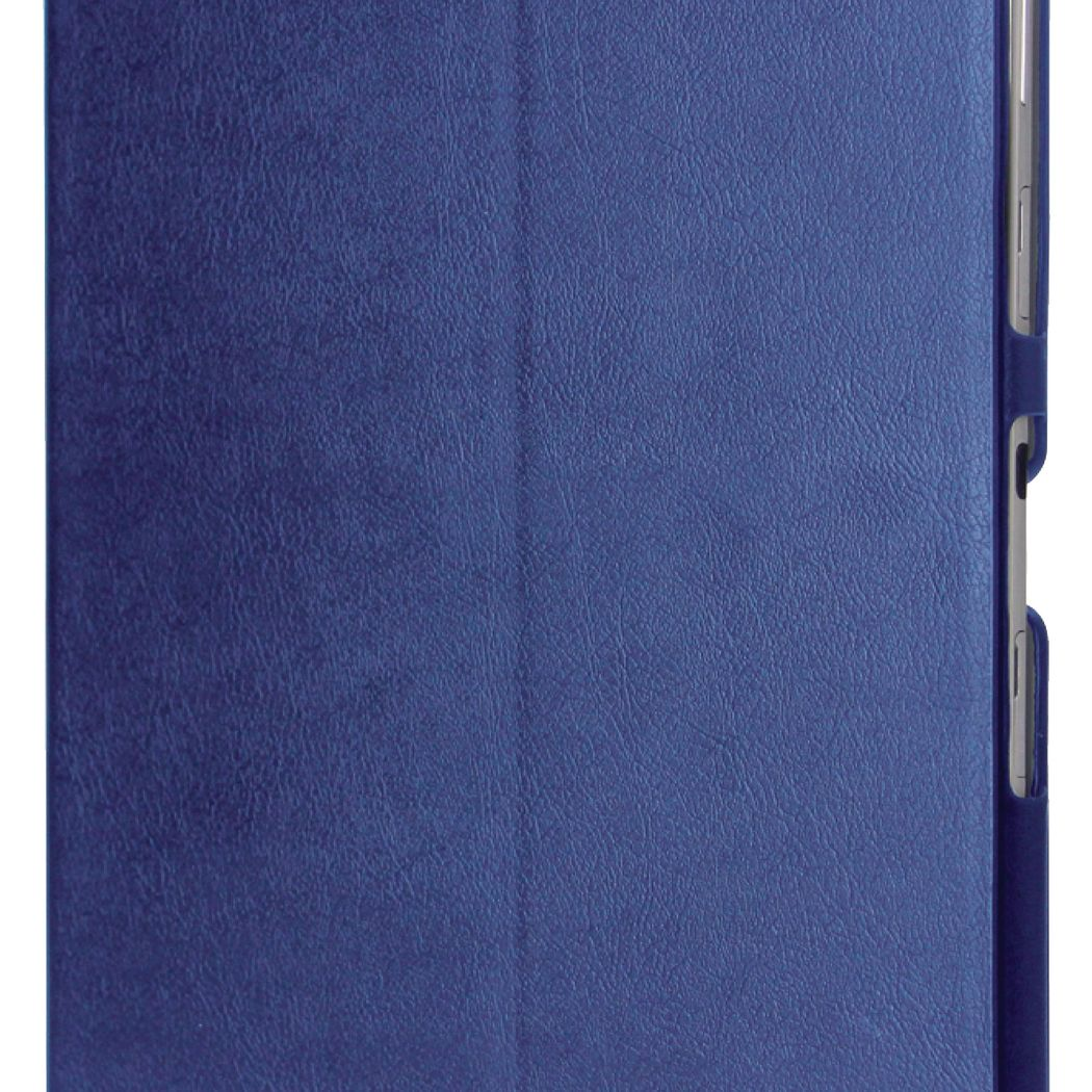 Tablet case pu leather for Galaxy Tab 4 10.1 blue