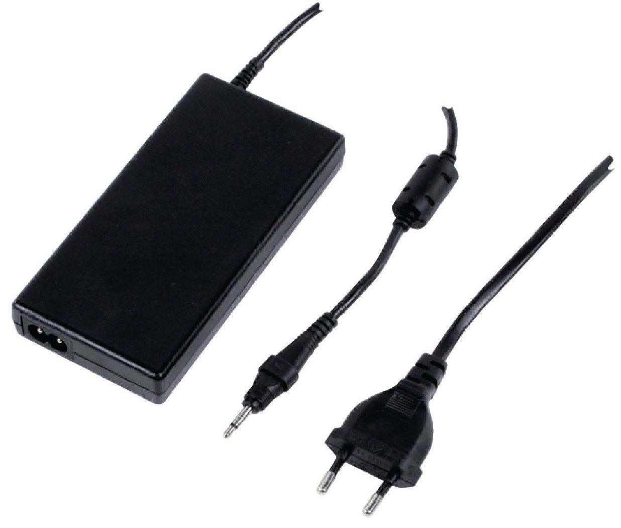 Universele ultra dunne notebook adapter 72 W