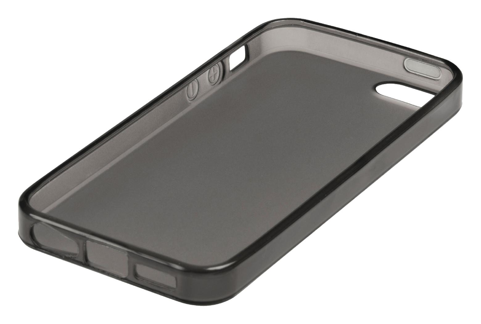 Gelhoes iPhone 6 Plus zwart