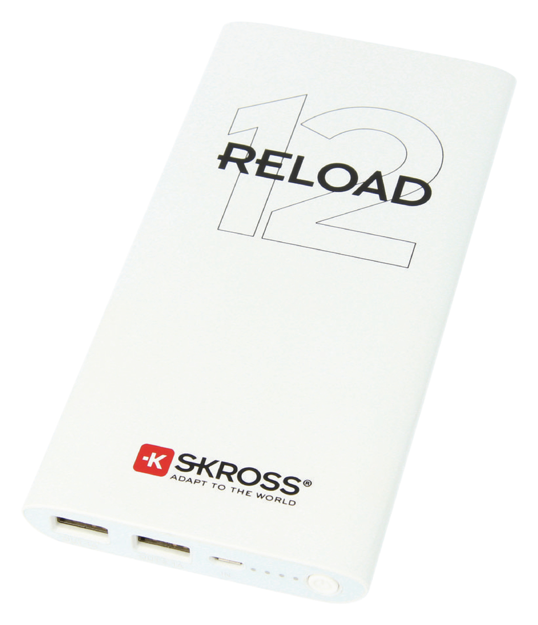 Skross Power bank reload 12000 mAh (1,302167)