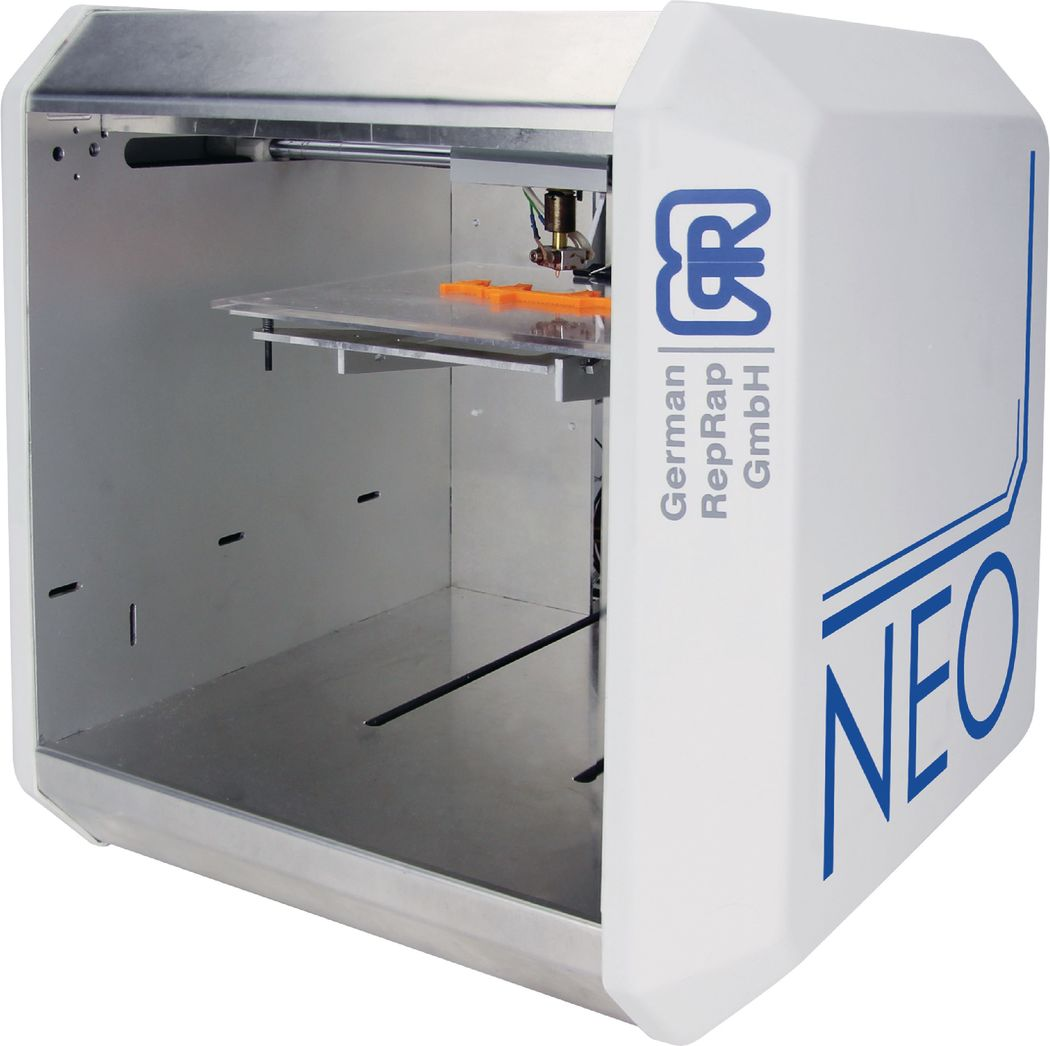 German RepRap NEO 3D Printer (100310)