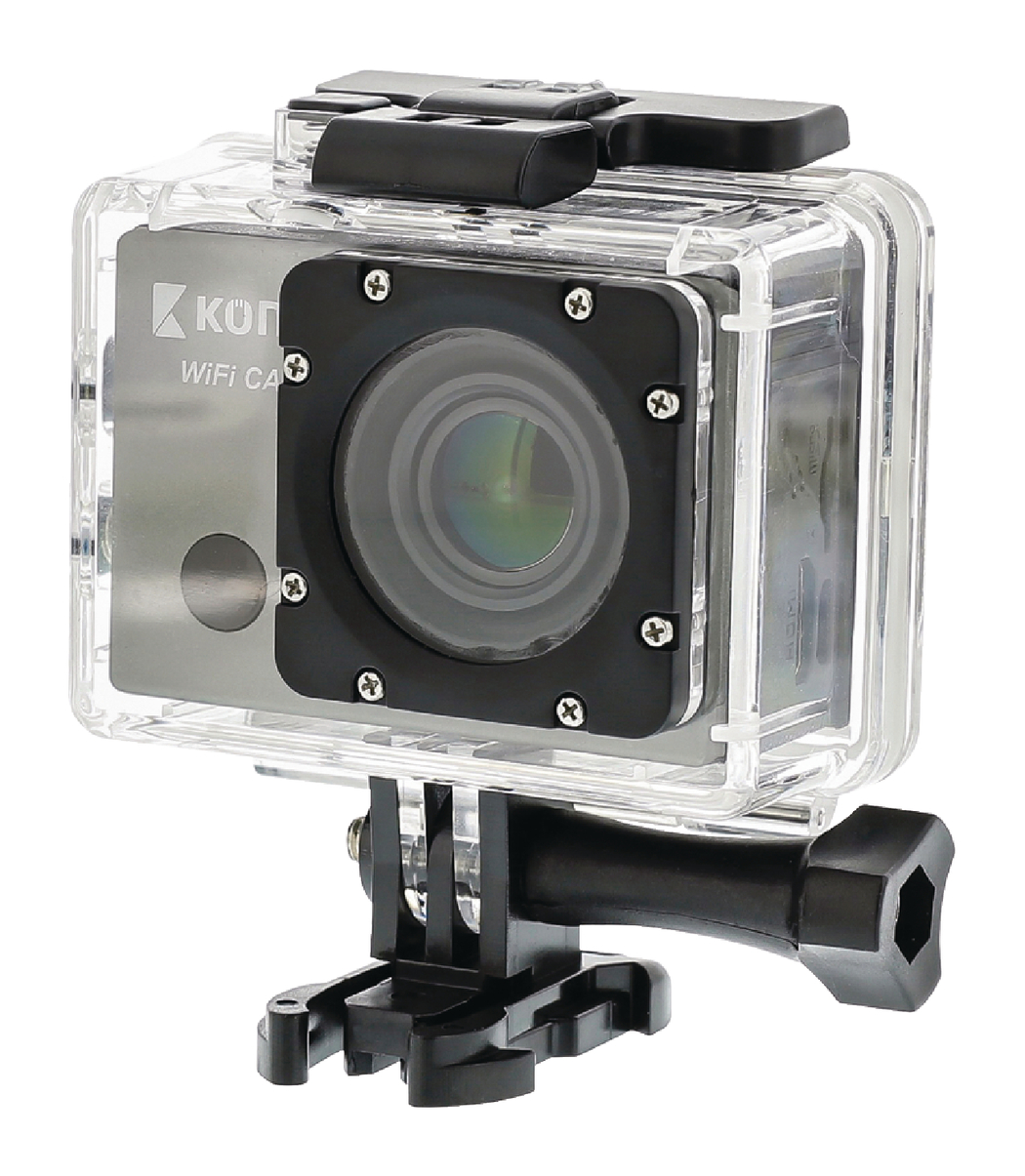 Full HD action cam GPS en Wi-Fi