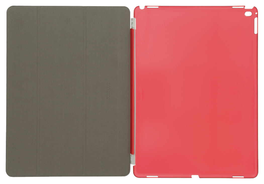iPad Pro smart case rood