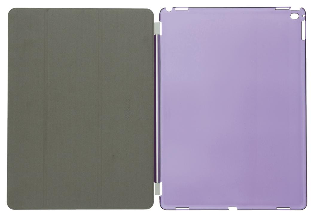 iPad Pro smart case paars