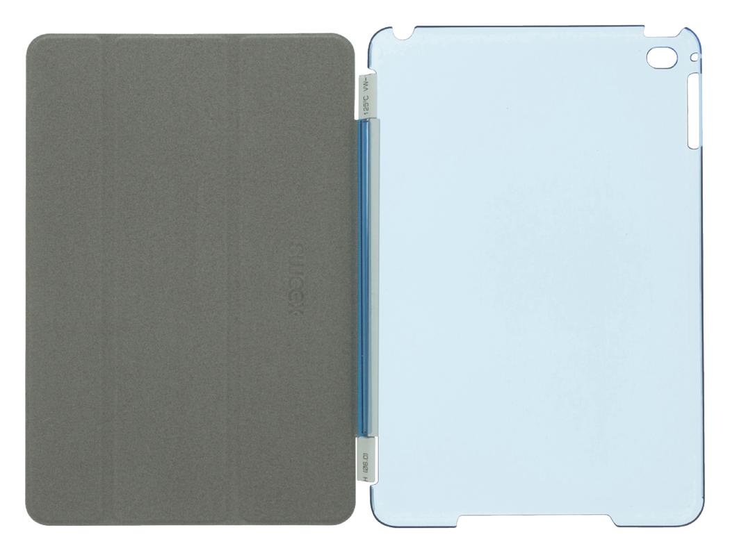 iPad mini smart case blauw
