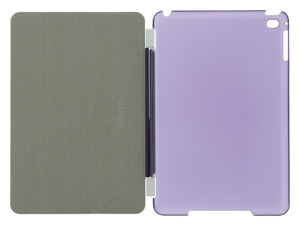 iPad mini smart case paars
