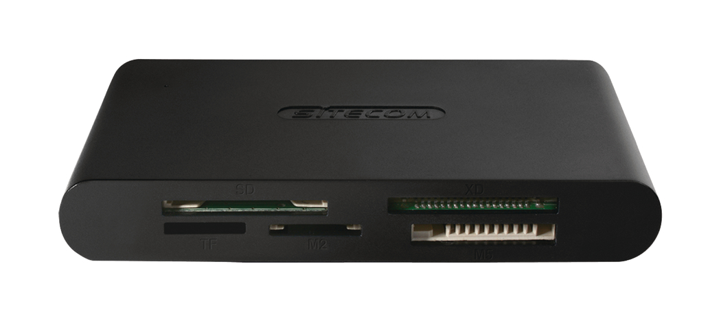 USB 3.0 Memory Card Reader