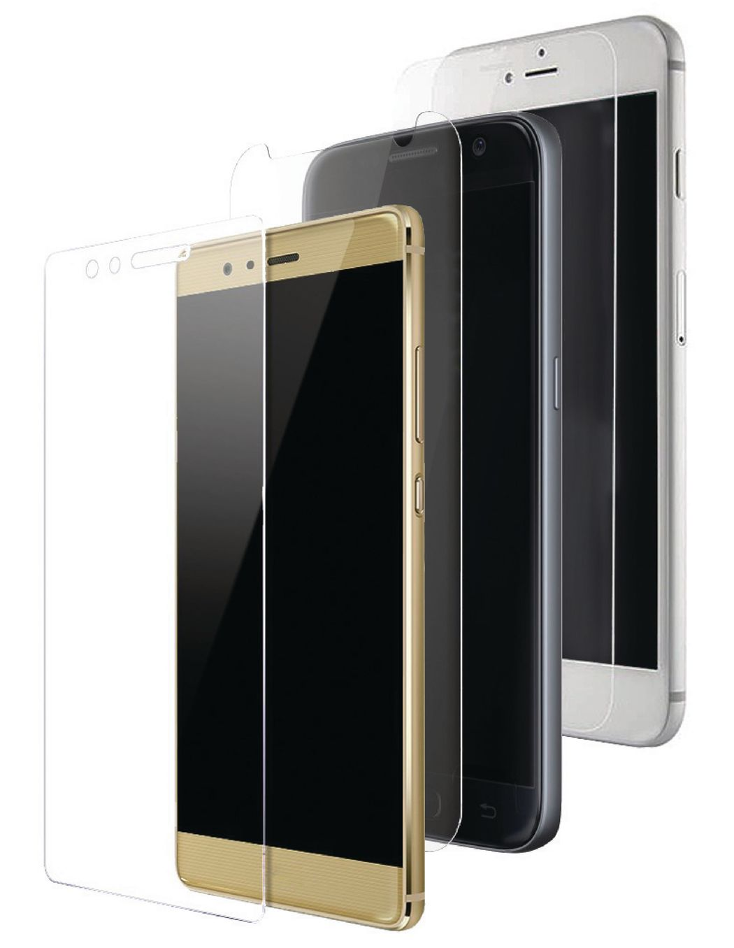 Mobilize Screenprotector Samsung Galaxy S6 Glass