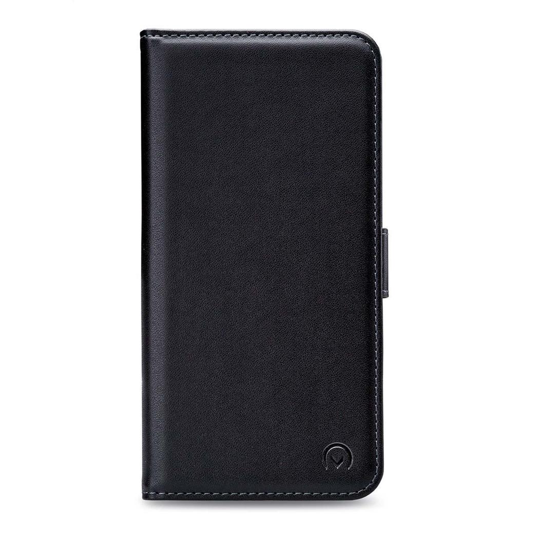 Smartphone Classic Gelly Wallet Book Case Huawei Mate 20 Pro Zwart