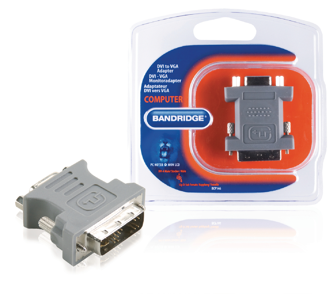 Adapter Vga(f)-dvi-i(m)