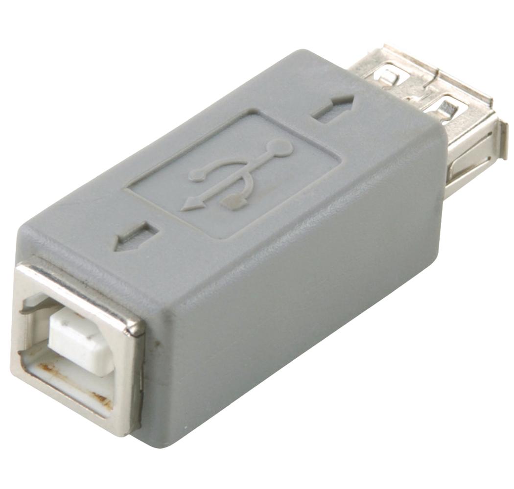 USB A-B Koppelaar