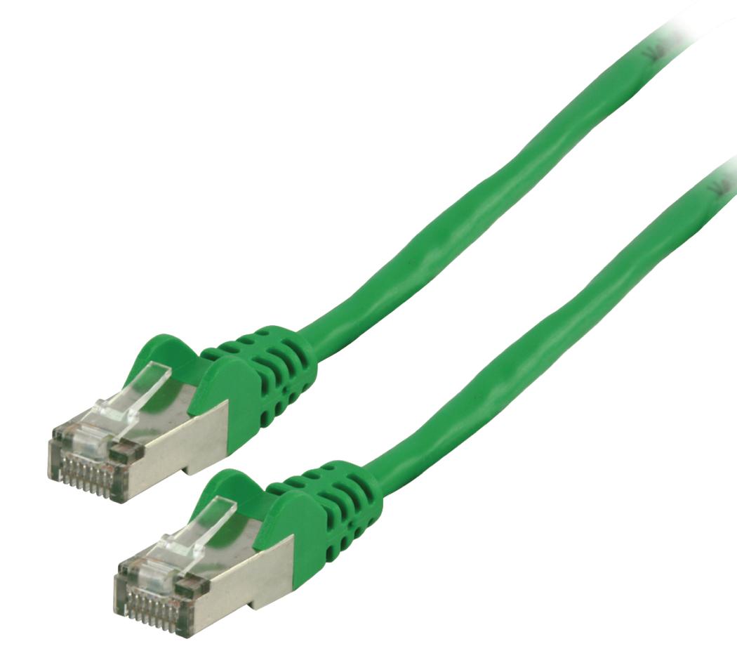 FTP CAT 6 netwerkkabel 30,0 m groen