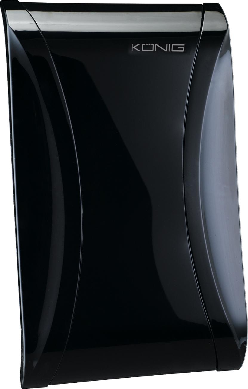 Design DVB-T binnenantenne met LTE-filter (KN-DVBT-IN61L)